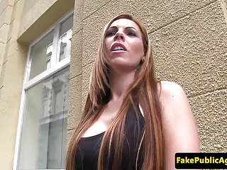 Pulled pierced european amateur pussydrilled